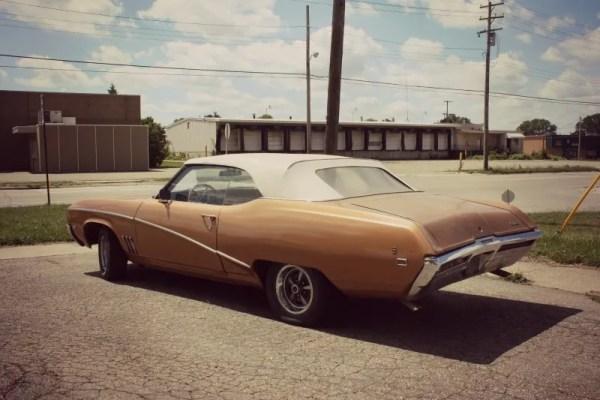 333 - 1969 Buick Skylark Custom convertible CC