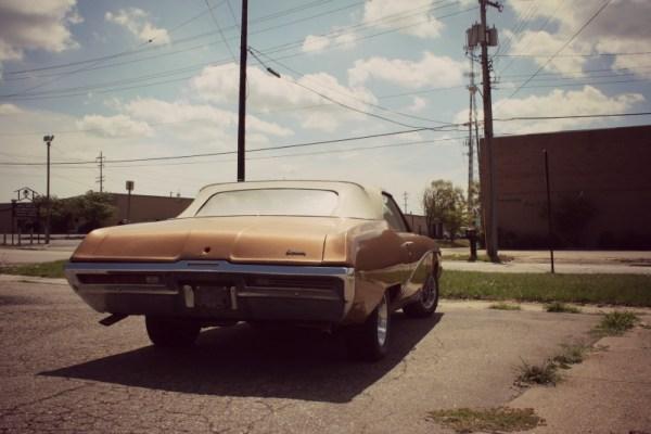 344 - 1969 Buick Skylark Custom convertible CC