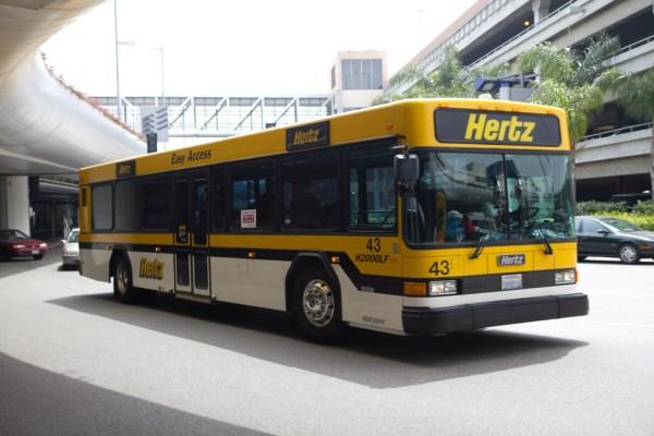 Hertz Car Sales Los Angeles Airport