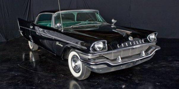 BlackChrysler1957