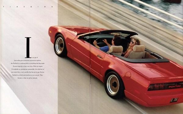 Brochure 1991 Pontiac