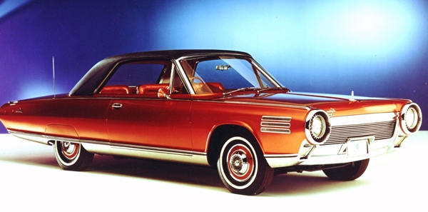 Chrysler Turbine600.