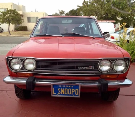 Datsun 510 for sale fr