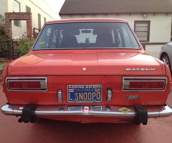 Datsun 510 for sale rr