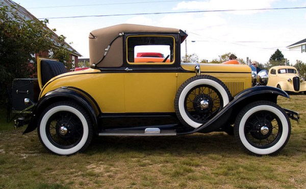 Model A Sport Coupe