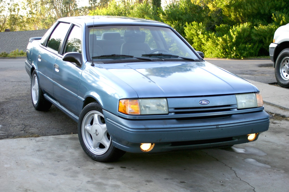 COAL: 1992 Ford Tempo GLS – SHO Little Brother That You Didn't Know Existed
