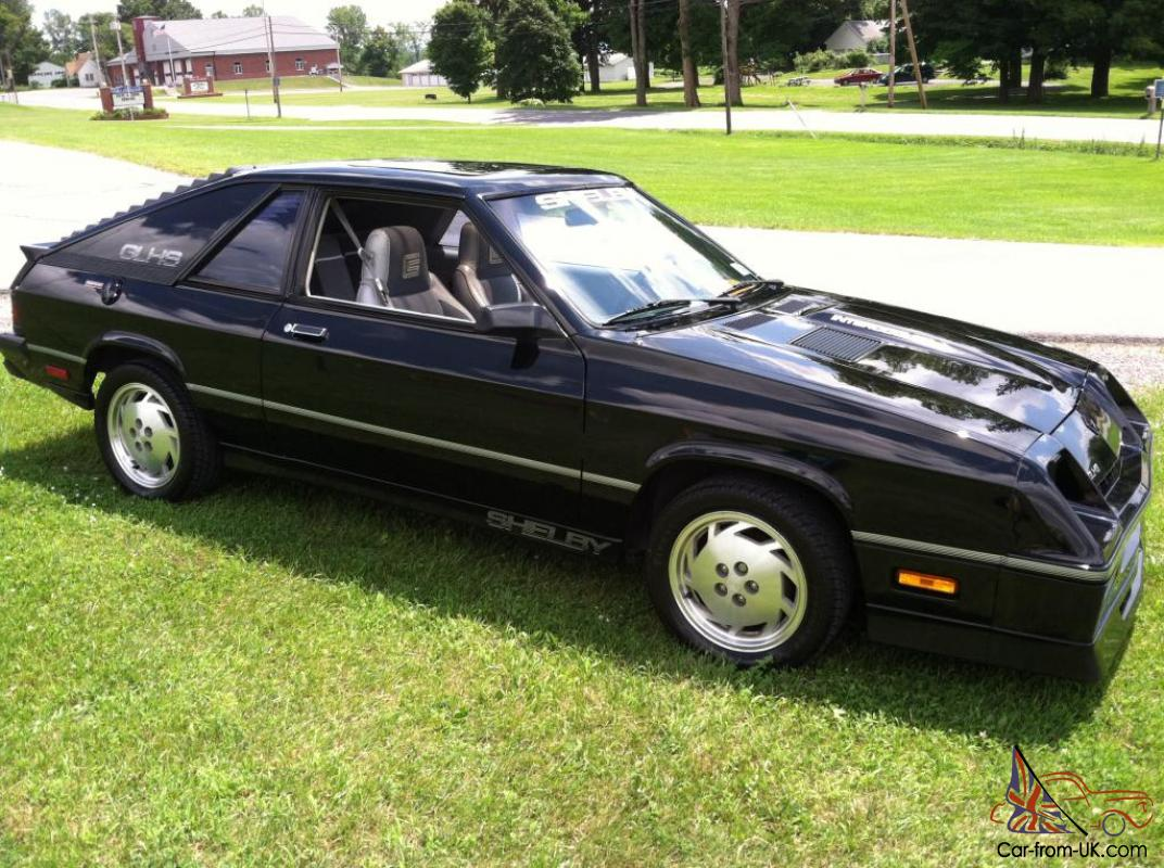 1984 plymouth duster