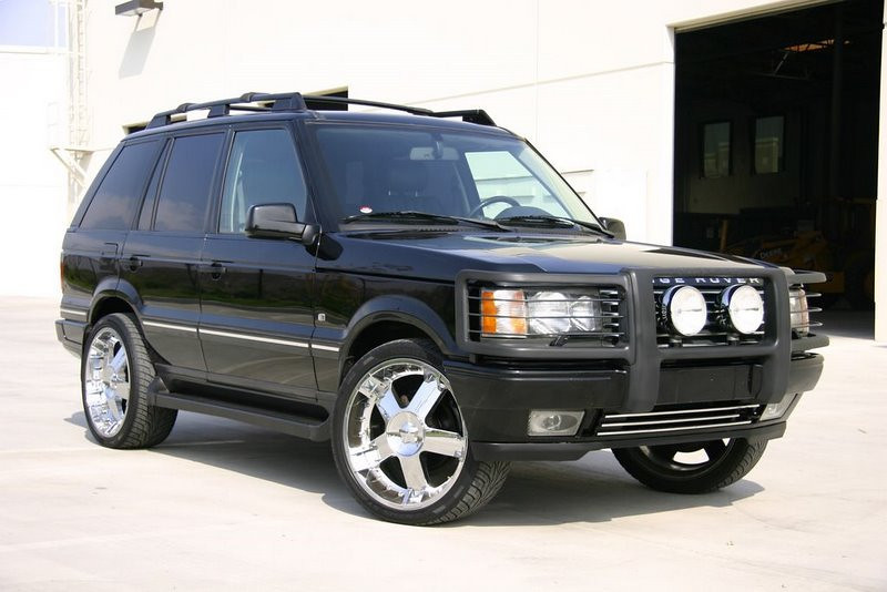 coal 2001 range rover hse pushing our luck with a high. Black Bedroom Furniture Sets. Home Design Ideas
