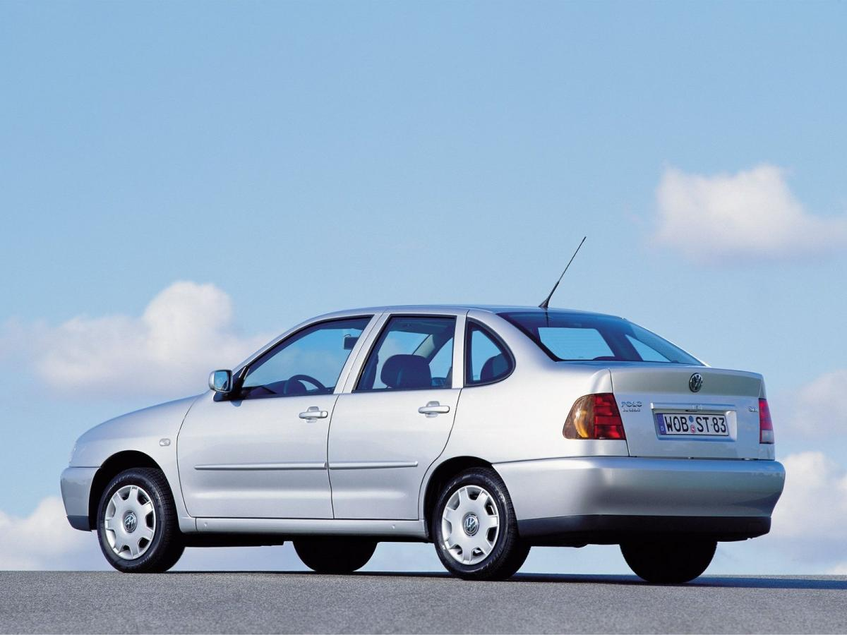 Curbside Classic: 1997 Volkswagen Polo 1.6 Automatic – The ...