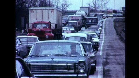 vintage rush hour