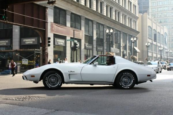 010 - 1976 Chevrolet Corvette Stingray CC