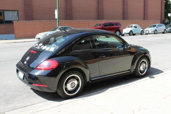 019 - Volkswagen Beetle A5 CC