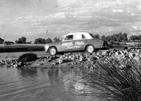 1957 peugeot