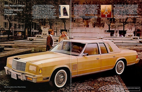 1979 Chrysler NY Fifth Avenue