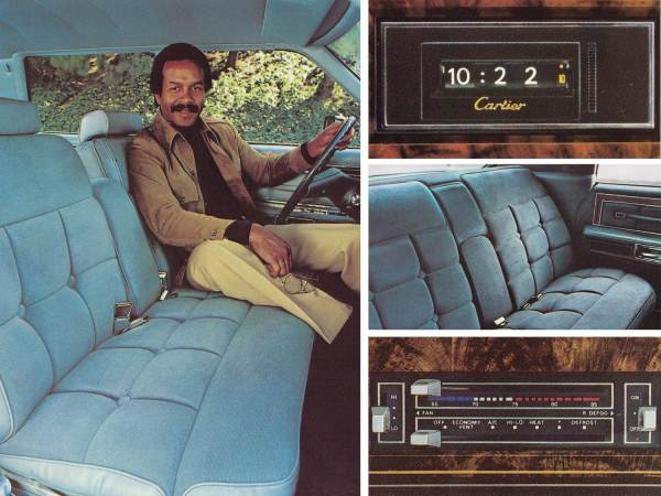 1979 Continental Brochure Outtakes