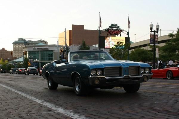 198 - 1971 Oldsmobile 4-4-2 CC