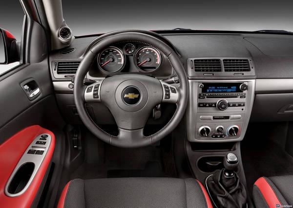 Chevy Cruze Interior >> 2008 Chevrolet Cobalt SS Coupe