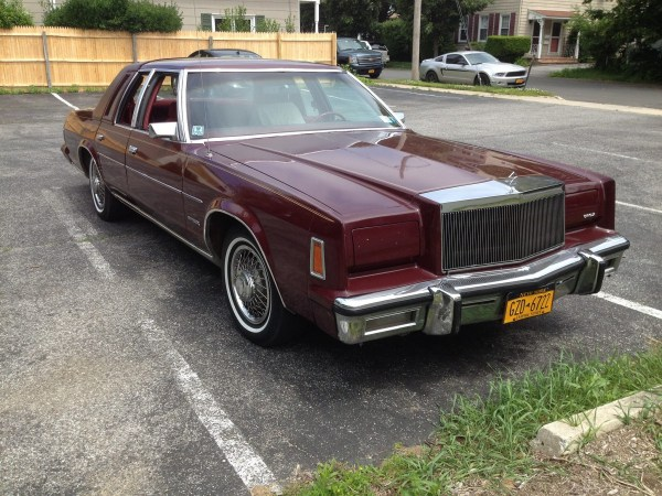 Curbside Classic 1981 Chrysler New Yorker Failure Can Be Beautiful