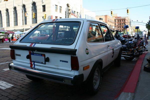 771 - 1979 Ford Fiesta CC