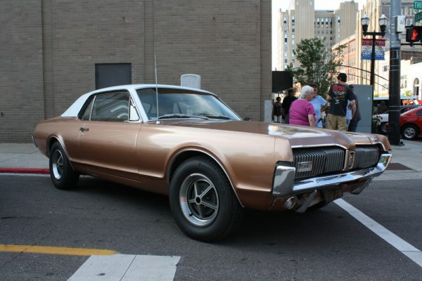 825 - 1967 Mercury Cougar CC