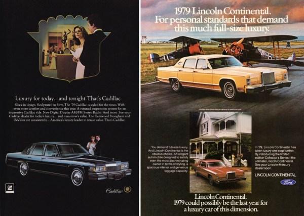 Ad Comparison 1979