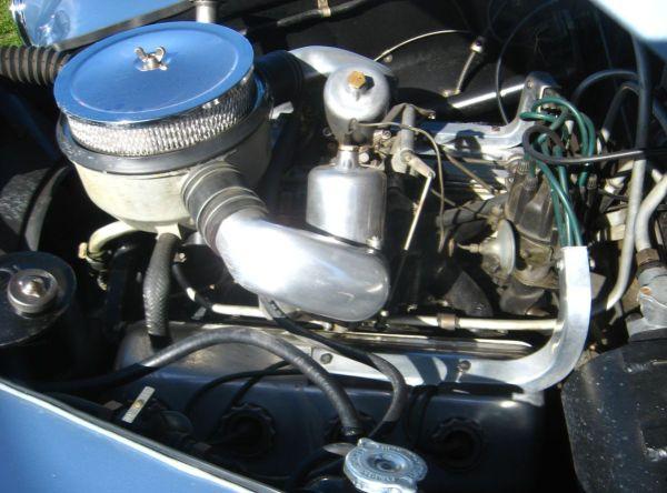 Daimler 4.5 V8