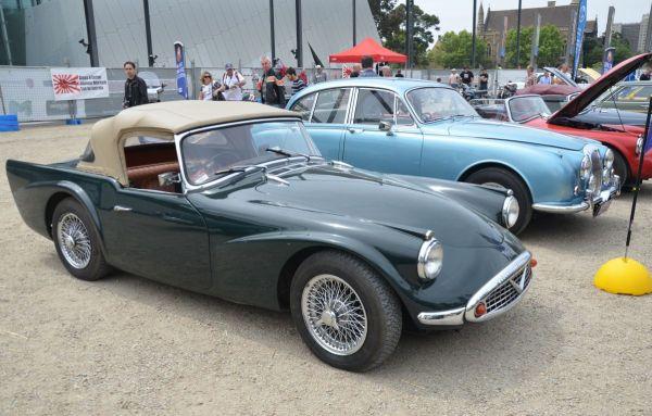 Daimler V8s