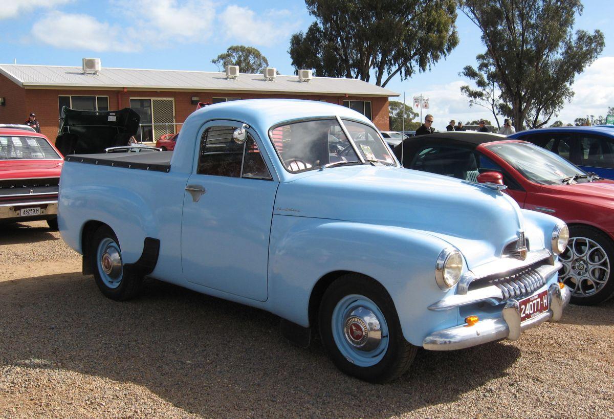 Automotive History The Aussie Ute