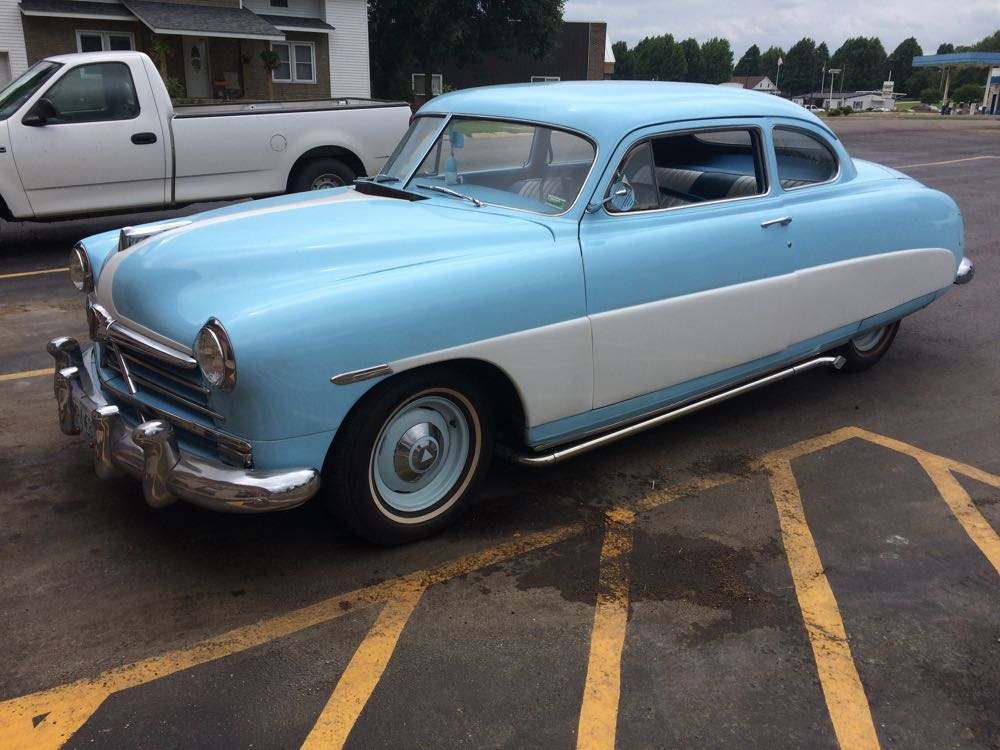 Curbside Classic: 1950 Hudson Pacemaker – For Best Results, Use Daily