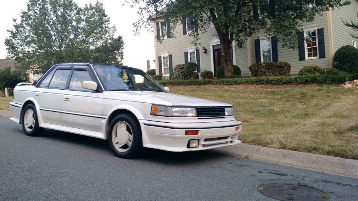 Cohort Outtake: 1988 Nissan Maxima – Culture Clash