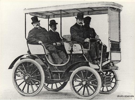Peugeot 1897 Type 15