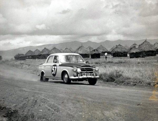 Peugeot 403 east africa