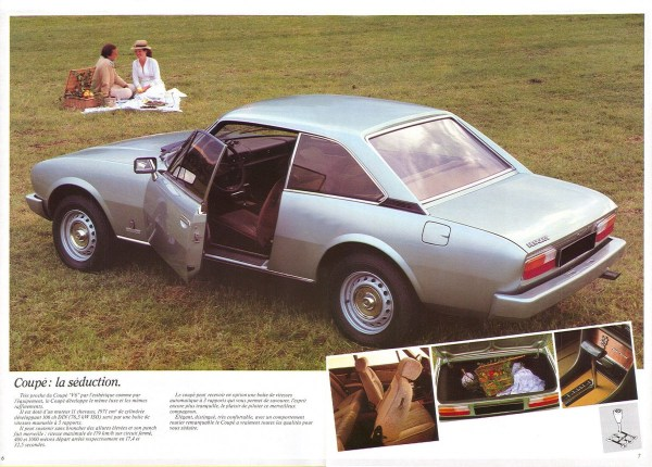 Peugeot 504 coupe ad6 7 83