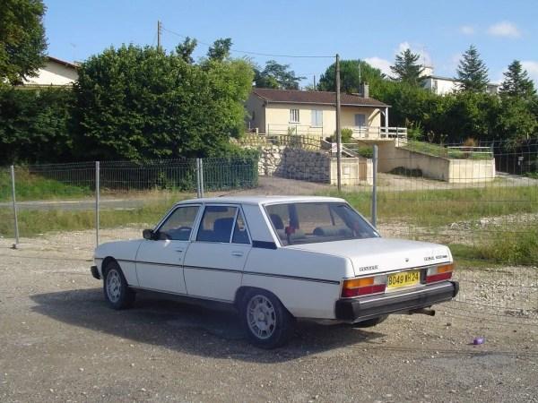 Peugeot 604 RC rq