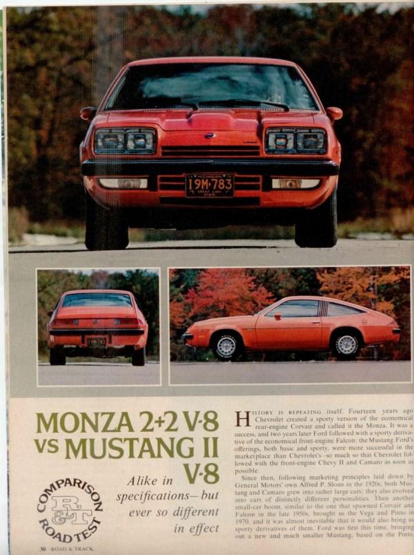 RT Mustang II Monza 002 900