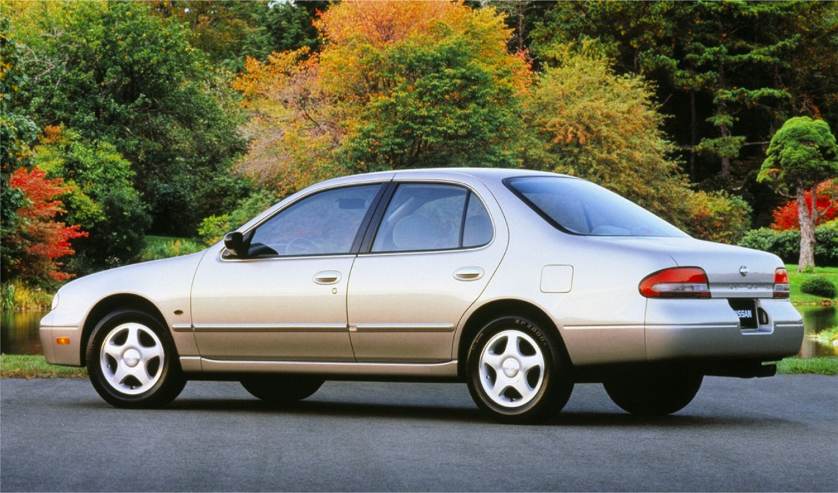 curbside classic: 1999 nissan altima – call it a product of the