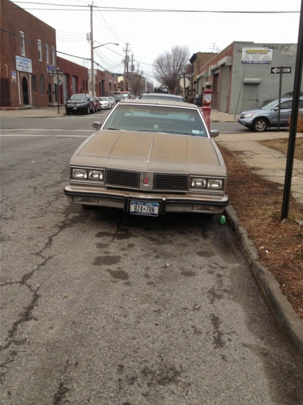 oldsmobile ninety eight 1