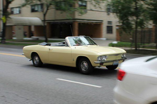006 - 1965 Chevrolet Corvair Monza CC