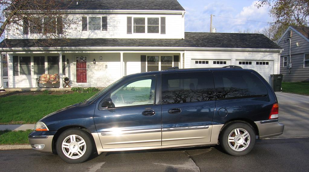 coal 2003 ford windstar sel \u2013 a hint of luxury; more than a hint ofcoal 2003 ford windstar sel \u2013 a hint of luxury; more than a hint of issues