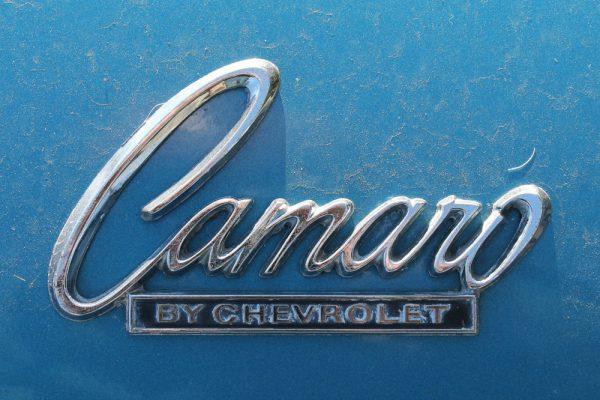 072 - 1968 Chevrolet Camaro Convertible CC