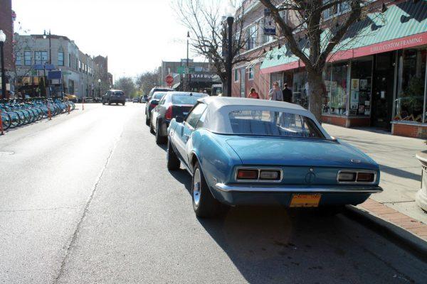 076 - 1968 Chevrolet Camaro Convertible CC