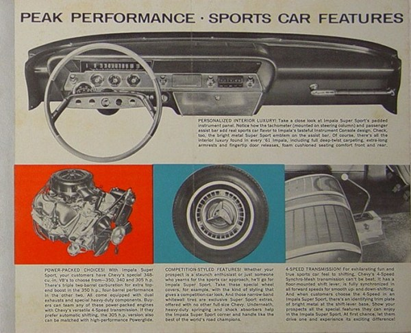 1961 chevrolet impala ss 2