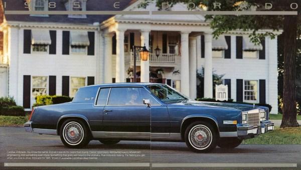 1985 Cadillac Full Line Prestige-26-27