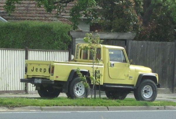 1985 Jeep CJ10