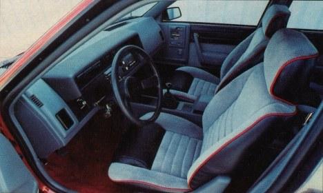 1987-Chevrolet-Celebrity-Eurosport-VR-sedan-interior