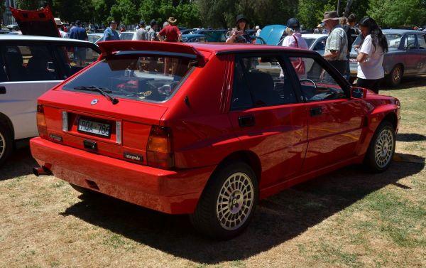 1989 Delta HF Integrale