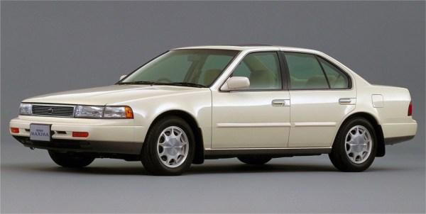 1992 Maxima pearl