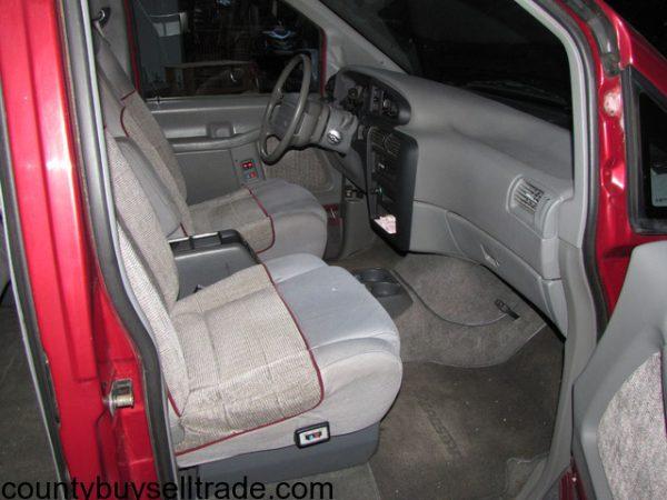 Aerostar front seats