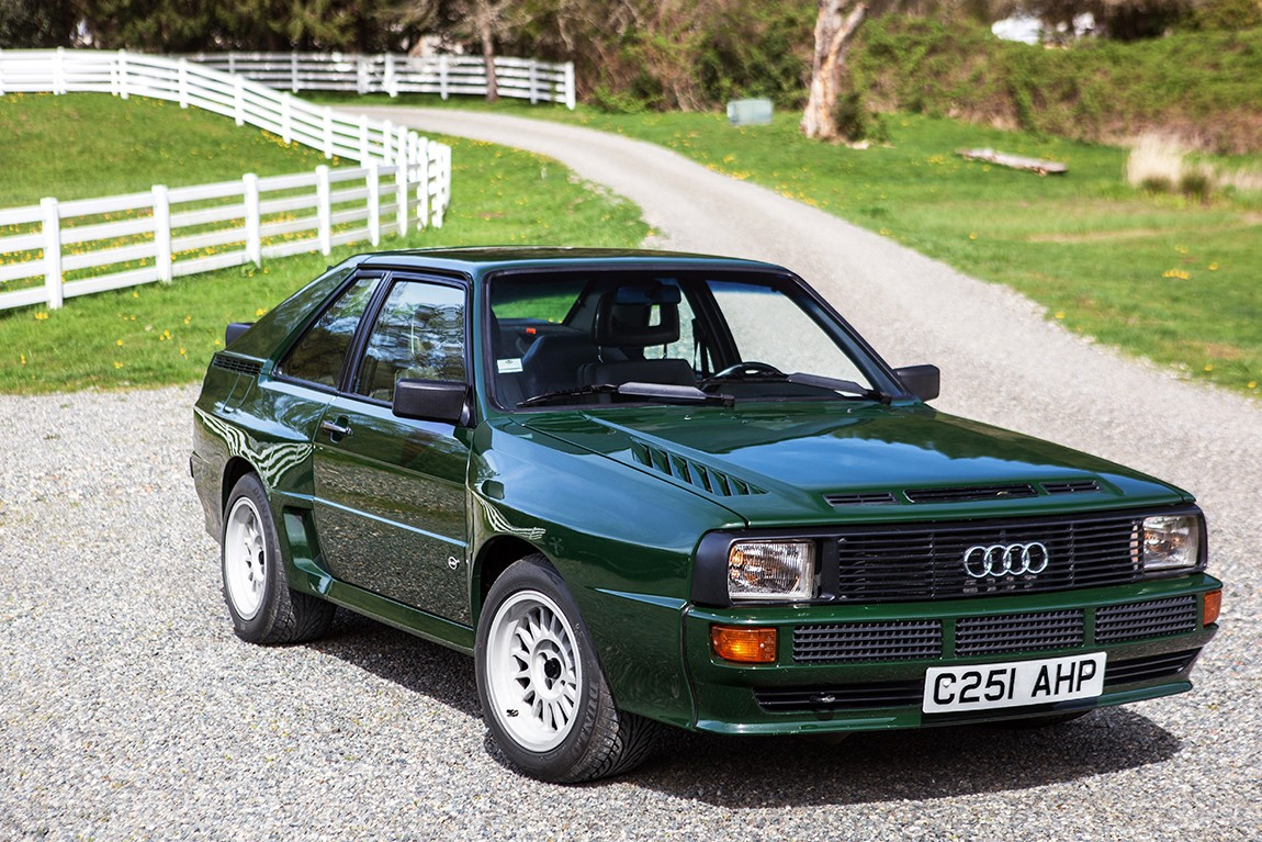 classic drive 1984 audi sport quattro i drove my hero. Black Bedroom Furniture Sets. Home Design Ideas