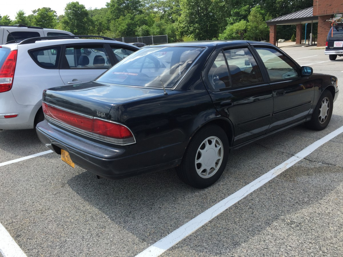 1991 Nissan Maxima Transmission Problems